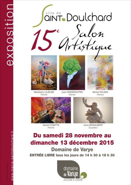 15eme Salon Artistique de St-Doulchard
