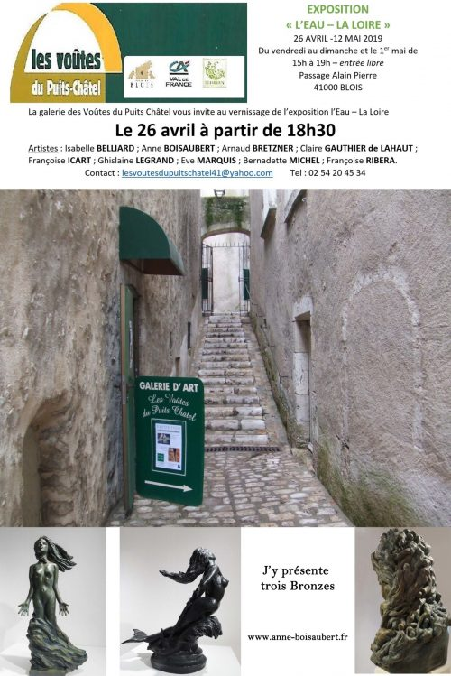 Invitation Voutes du Puits Châtel